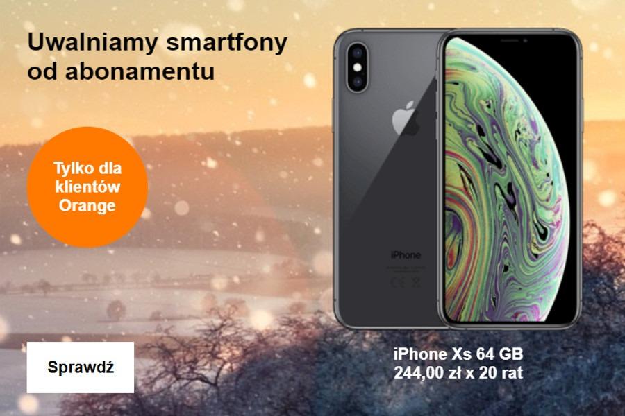 iPhone XS raty 0%