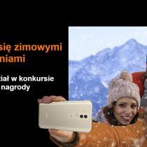 Akcja Zima w Orange – do wygrania 3x Huawei Mate 20 Lite!