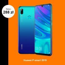 Telefon tygodnia w Orange – Huawei P Smart 2019 tańszy o 288 zł