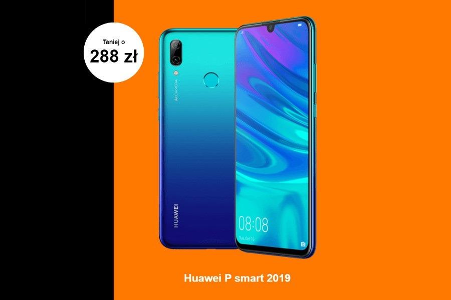 Huawei P Smart promocja