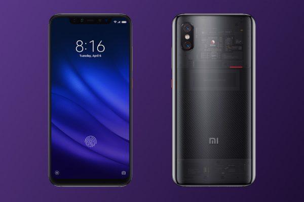 Xiaomi Mi8 Pro abonament