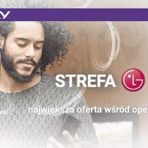 LG V30 + smartwatch od 1 zł na start w Play
