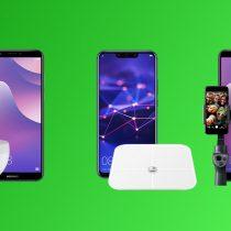 Plus – 2 smartfony Huawei z prezentami