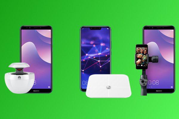 Plus Huawei abonament prezent