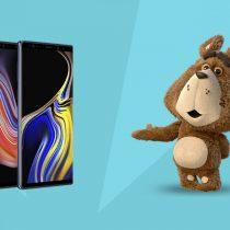 Samsung Galaxy Note 9 – zwrot 500 zł za zakup w Plusie i Plushu