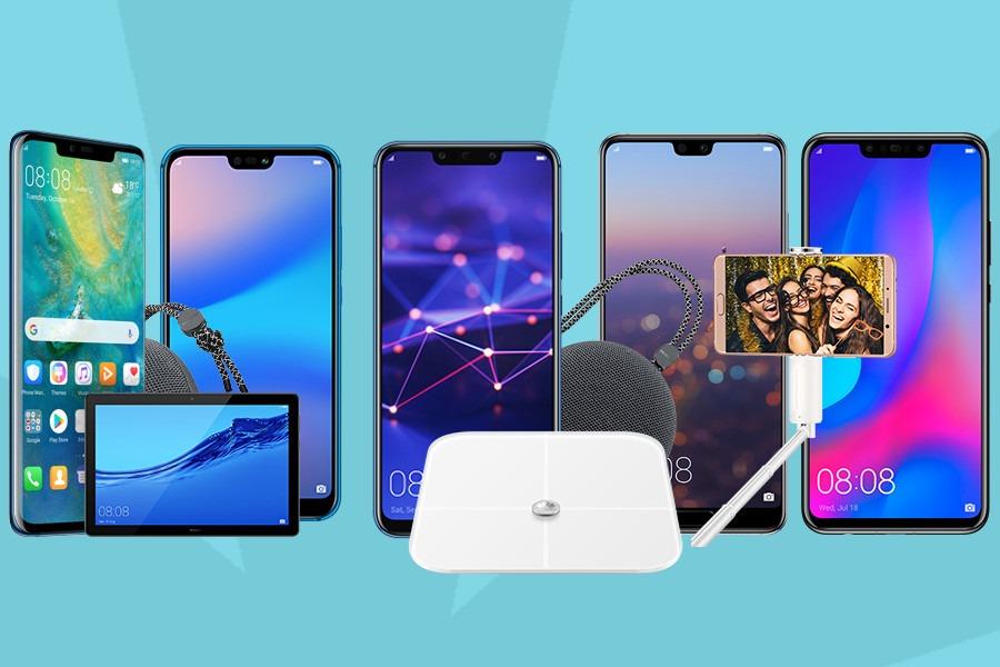 Huawei gadżety Plush