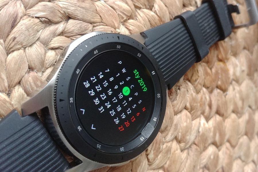 Recenzja Samsung Galaxy Watch Test Czy Warto Komorkomat Pl