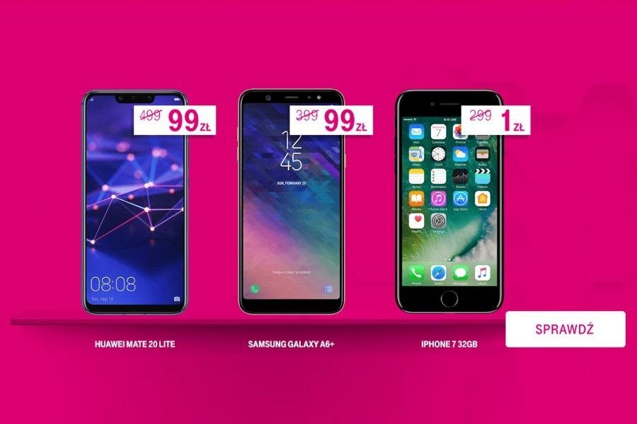 Rabaty w T-Mobile