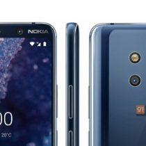 Nokia 9 PureView z ciekawym układem aparatów na nowych renderach