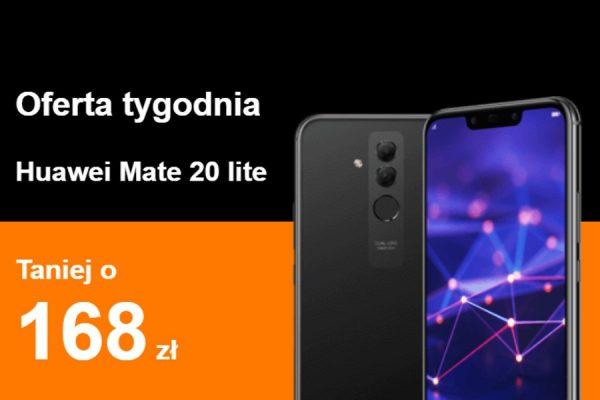 Huawei Mate 20 Lite abonament