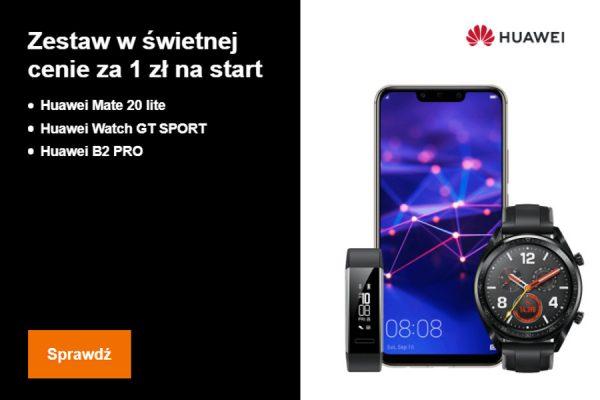 Huawei Watch GT abonament