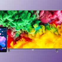 Zestaw HTC U12+ i TV Philips od 469 zł w Play