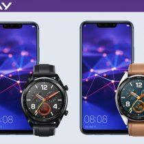 Huawei Mate 20 Lite + smartwatch lub etui w Play od 1 zł