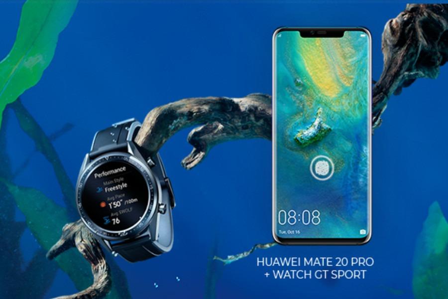 Huawei Watch GT Sport abonament