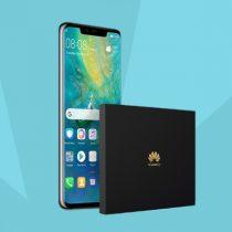 Huawei Mate 20 Pro + gadżety za 108 zł miesięcznie w Plushu