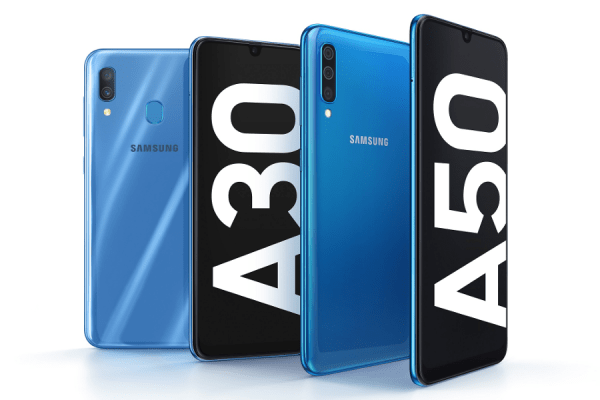 Galaxy A30 Galaxy A50