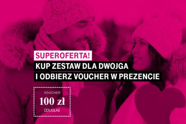 voucher Douglas 100 zł T-Mobile