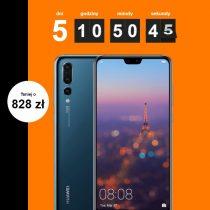 Oferta tygodnia w Orange – Huawei P20 Pro tańszy o 828 zł!
