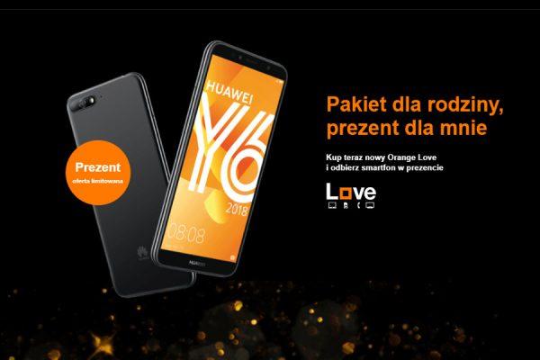 Orange Love promocja