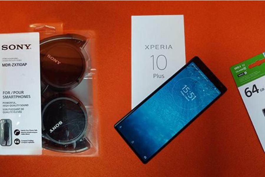 Sony Xperia 10 Plus abonament