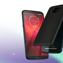 Motorola Moto Z3 Play tańsza o 700 zł w Play!