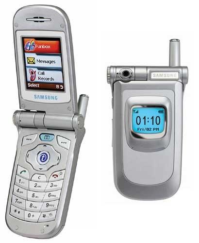 Samsung SGH V200