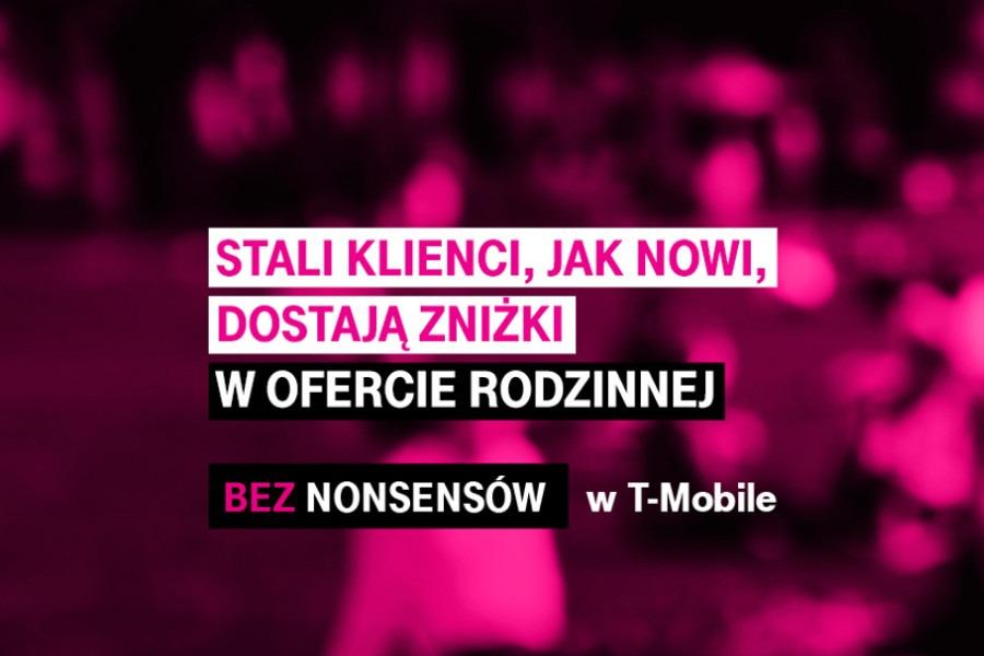 Oferta rodzinna T-Mobile