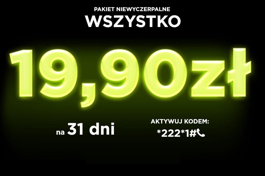 a2mobile 19,90 zł
