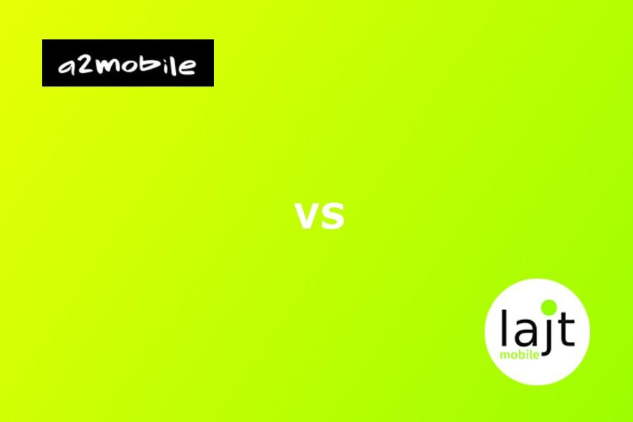 a2mobile vs lajt mobile