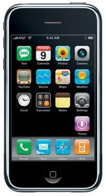 iPhone 1 generacja