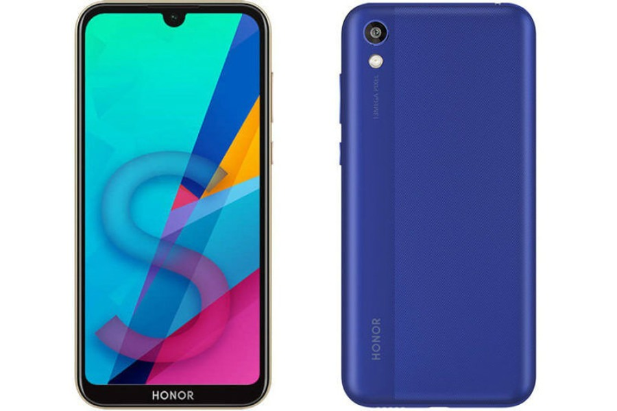 Honor 8s render