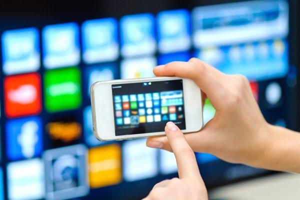 Podłączenie telefonu do TV