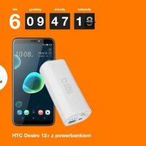 Oferta tygodnia Orange – HTC Desire 12+ taniej o 360 zł