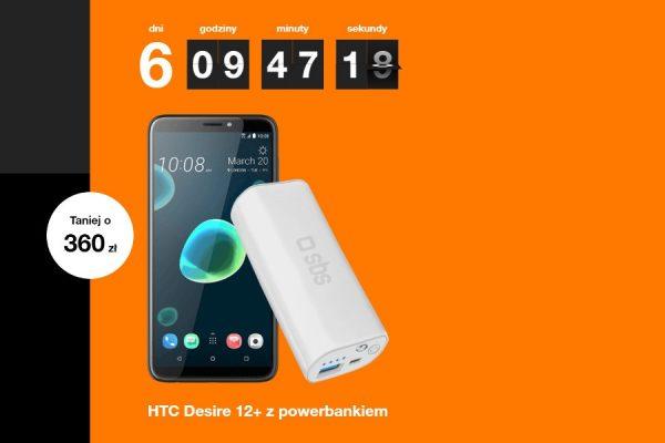 HTC Desire 12+ abonament