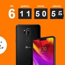 Oferta tygodnia w Orange – LG G7 ThinQ z rabatem 1259 zł!