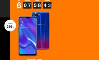 Oferta tygodnia Orange – Oppo RX17 Neo przeceniony o 216 zł