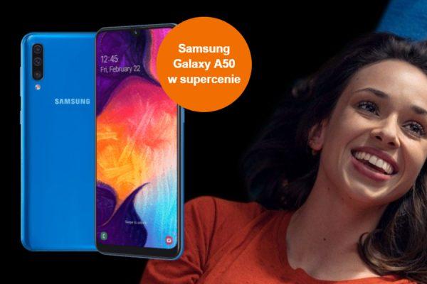 Galaxy A50 abonament