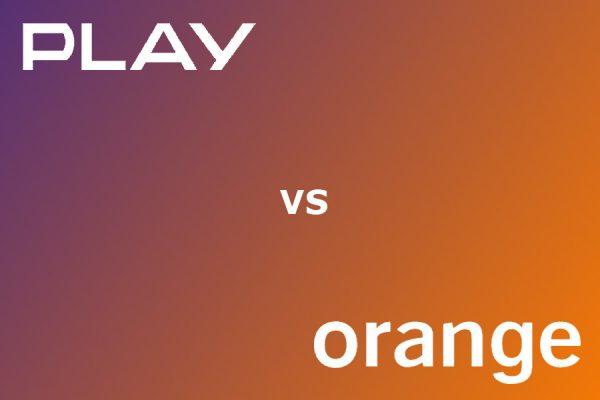 Play czy Orange