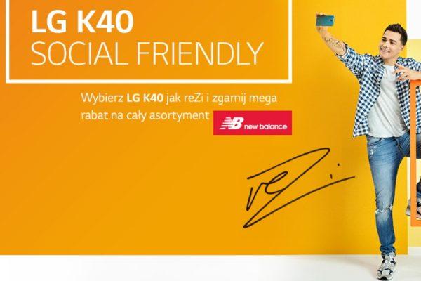 LG K40 rabat NB