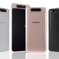 Samsung Galaxy A80 ze sliderem i obracaną kamerą!