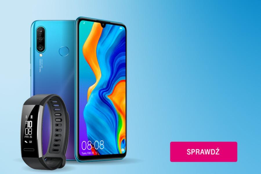 Huawei P30 Lite abonament