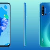 Huawei P20 Lite (2019) – średniak z poczwórnym aparatem