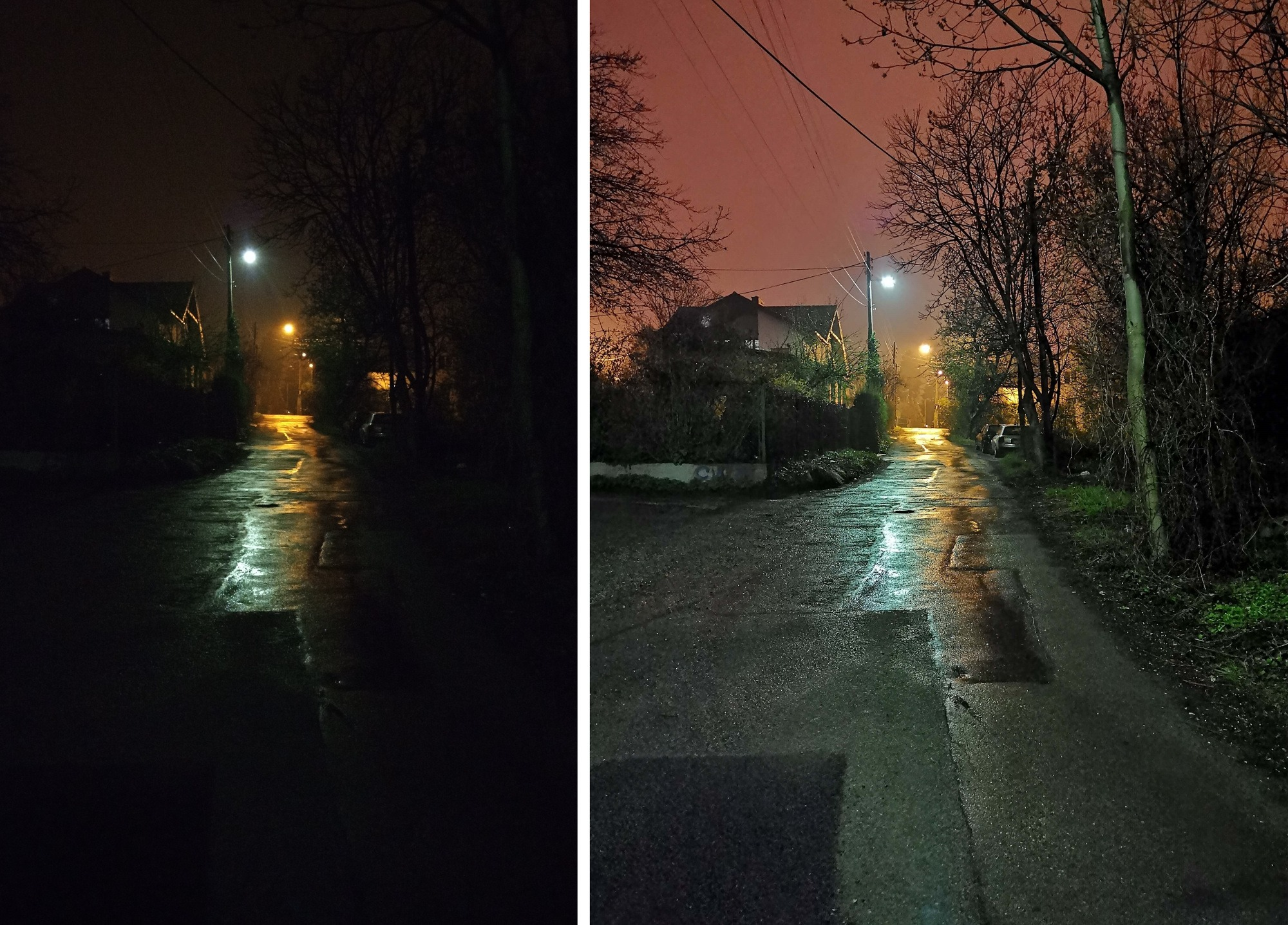 P30 Pro zdjęcia nocne