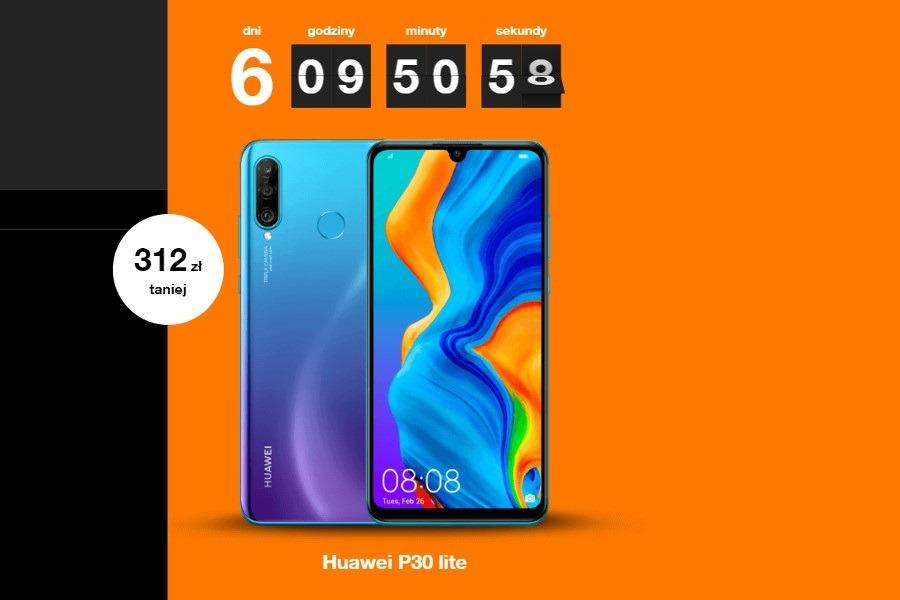 Huawei P30 Lite promocja
