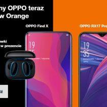 Przecena telefonów Oppo w Orange