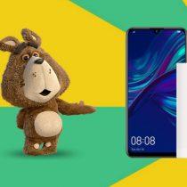 Plush ABO – Huawei P Smart (2019) z prezentem