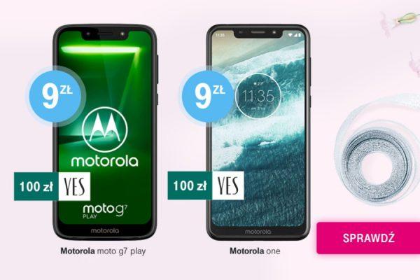 Motorola One prezent