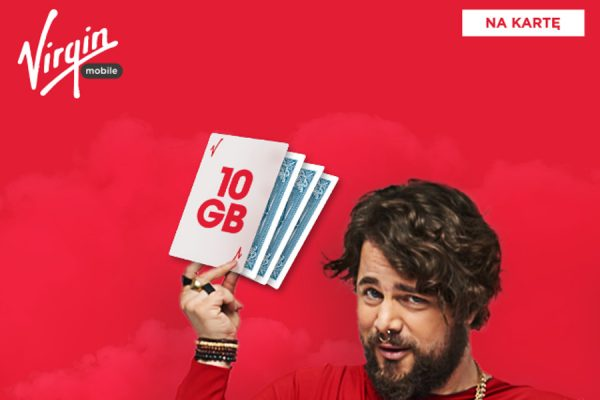 Virgin Mobile ekstra gigabajty