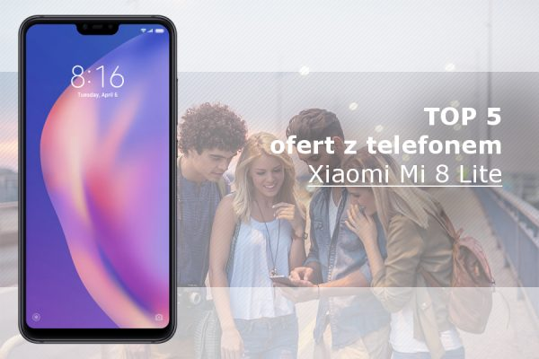 Xiaomi Mi8 Lite abonament