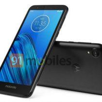 Motorola E6 Plus pojawiła się w serwisie Geekbench